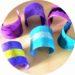bricolage pour enfants : fabriquer des bracelets avec des rouleaux de papier toilette