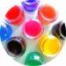Jouer et créer avec de l'eau, activité créative pour les enfants