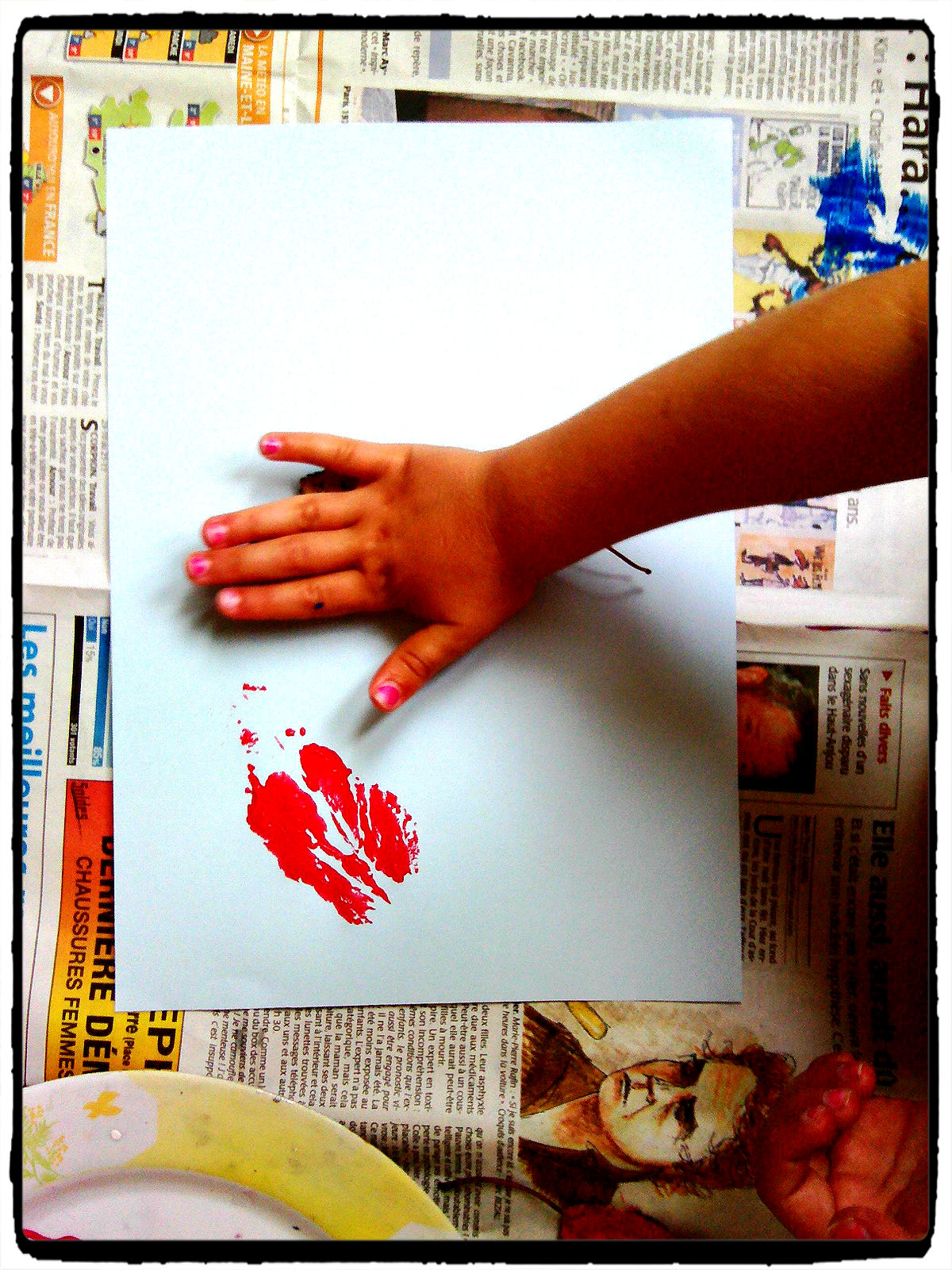 Peindre mes toilettes peindre une table basse que j ai - Peindre une table basse ...