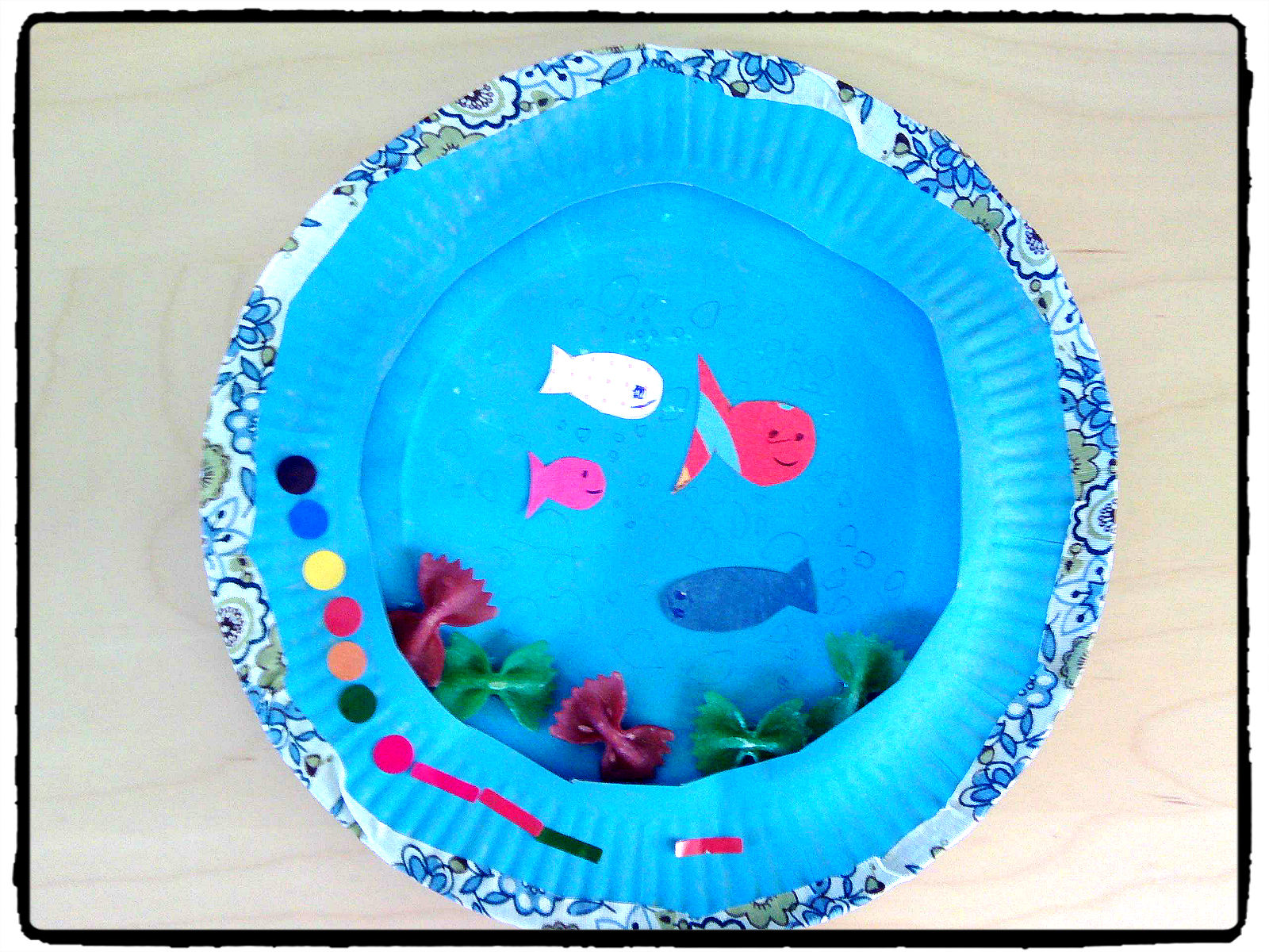 Bien-aimé Aquarium – Mes humeurs créatives by Flo WX57