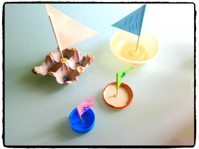 OOOh du bateau!!!