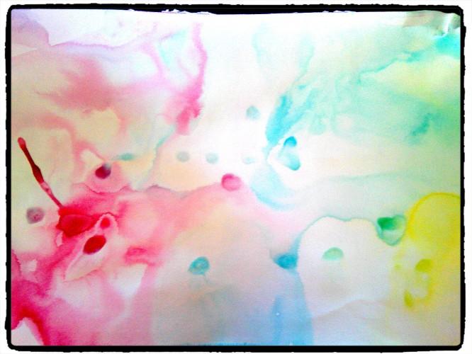 Dégradé de couleurs...