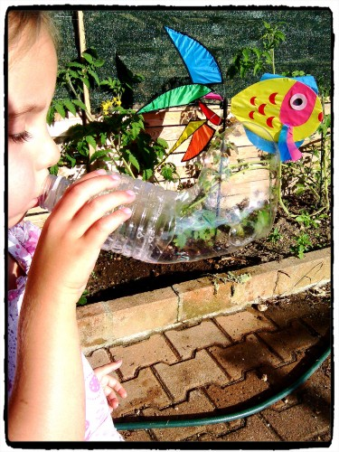 Des bulles...