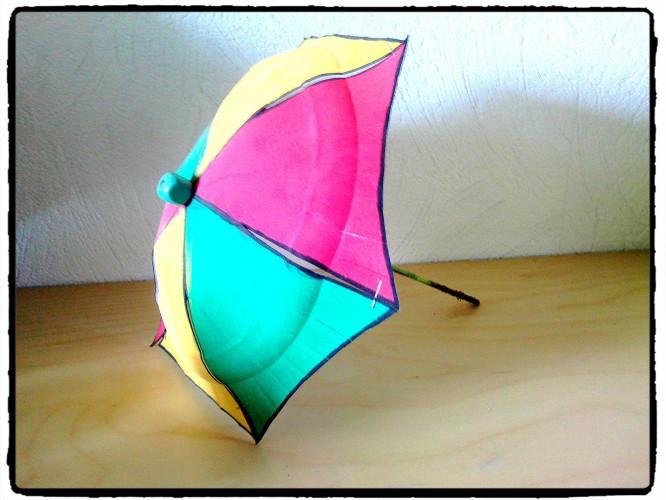 Mon joli parapluie