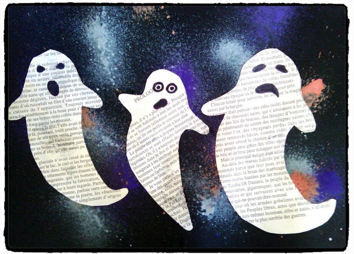 Des fantômes romanesques !