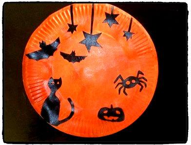 Méli-mélo des bricolages d'Halloween 2013