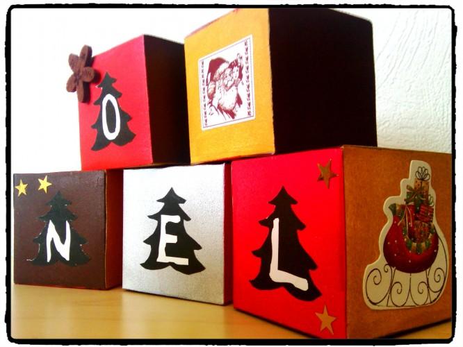 Idées de bricolages de Noël : rétrospective