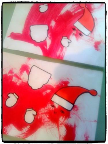 Le Père Noël a dérapé...