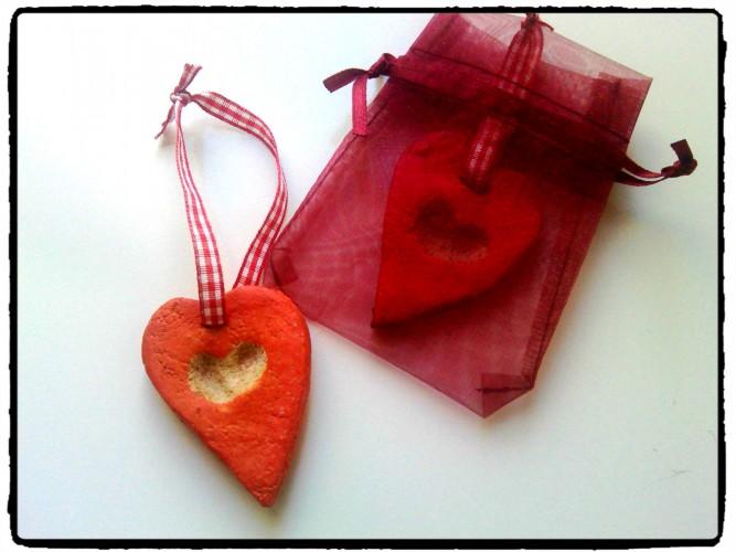 Suspension coeur : un cadeau à offrir