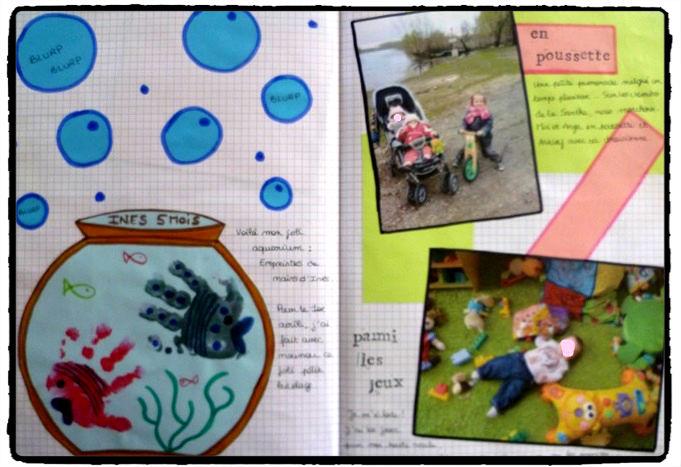 Super Les cahiers souvenirs - Mes humeurs créatives by Flo KK34