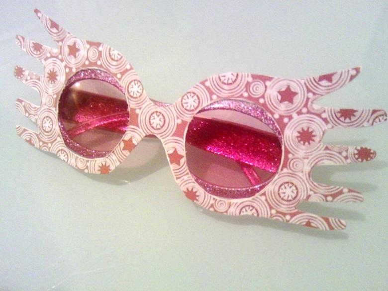 les lunettes de Luna Lovegood