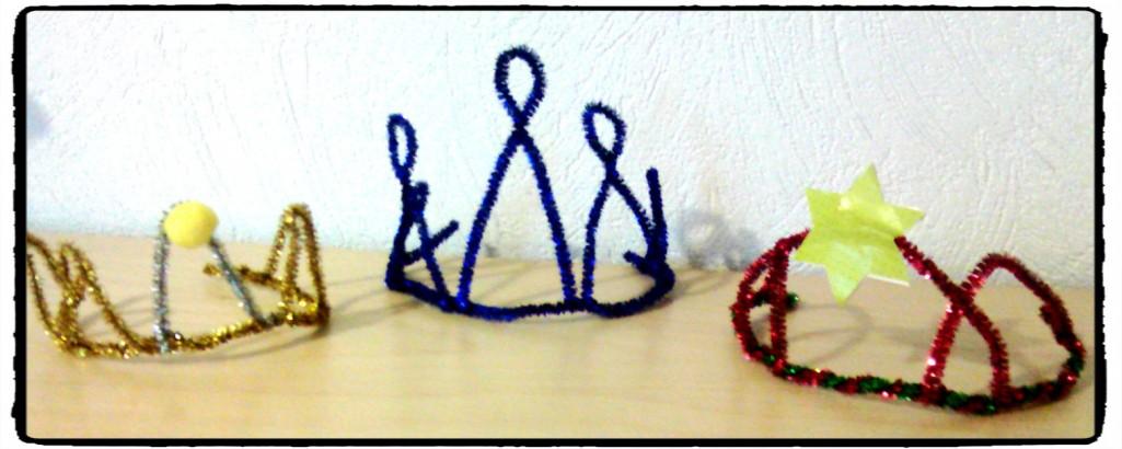 Les couronnes des Reines