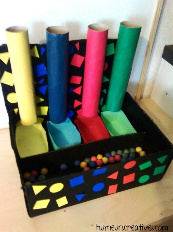 Incroyable 20 idées d'activités faciles à faire avec les tout-petits de 2 ans - UB-87