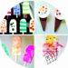 4 idées de bricolages pour fabriquer des glaces avec les enfants