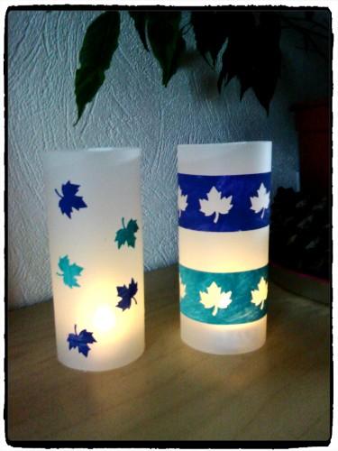 Nos lanternes d'automne