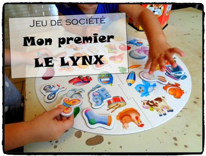 Mon premier LE LYNX (Educa)