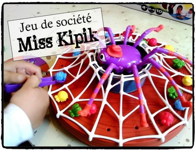 Miss Kipik de chez Asmodee