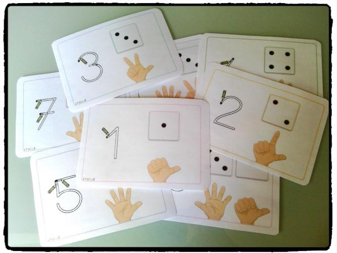 L'apprentissage des nombres