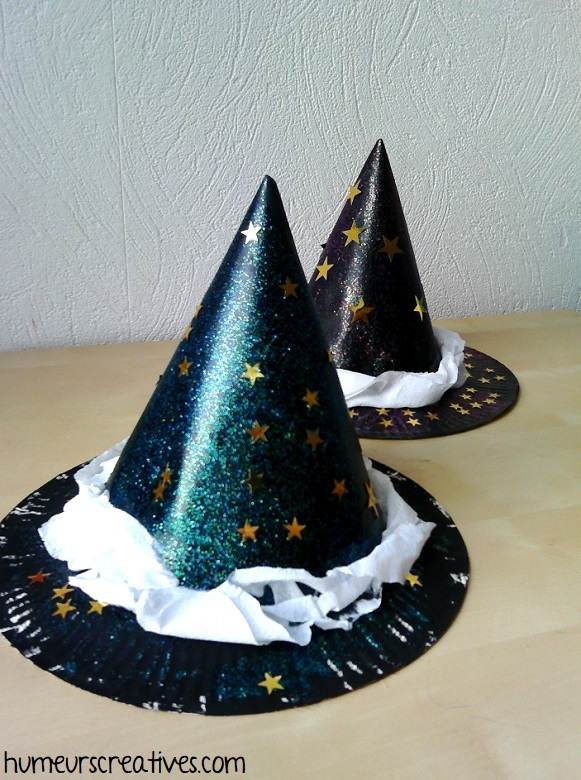 nos chapeaux de sorciers et sorcières
