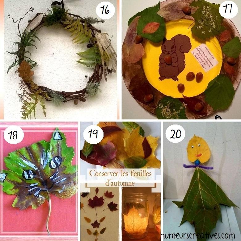 idées bricolages pour enfants à faire avec la nature (4)