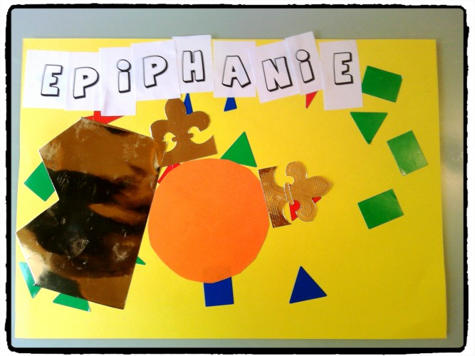 Fêtons l'Epiphanie
