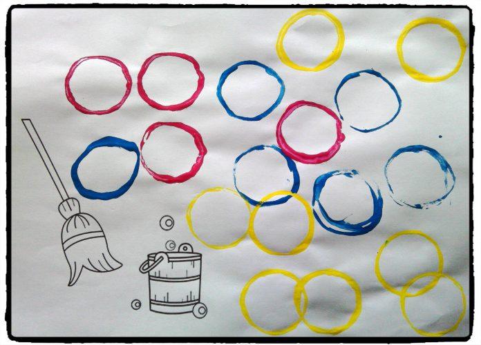 Les bulles de savon de Cendrillon