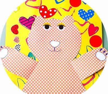 carte coeur fete des mères