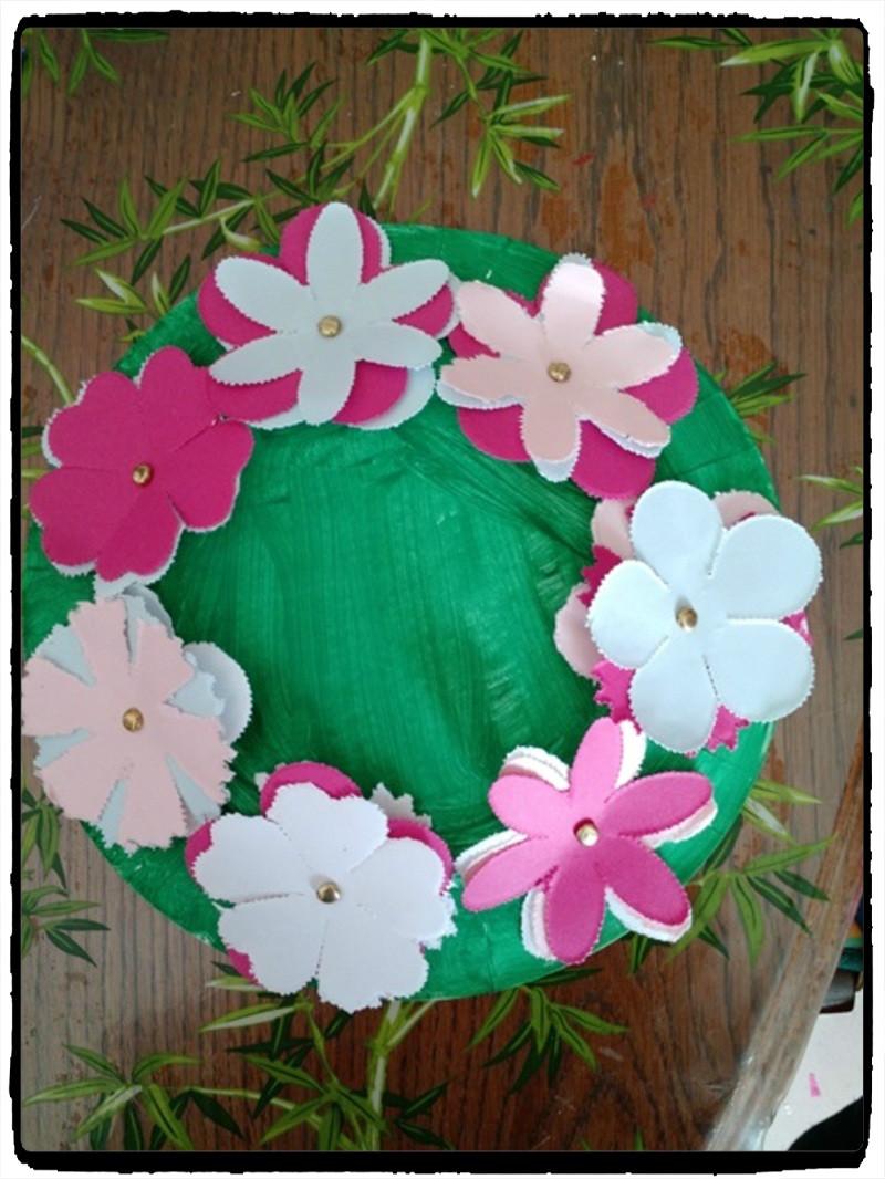 nounouduveron chapeau fleuri