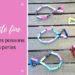 Bricolage pour enfants : fabriquer des poissons avec des perles, atelier de motricité fine