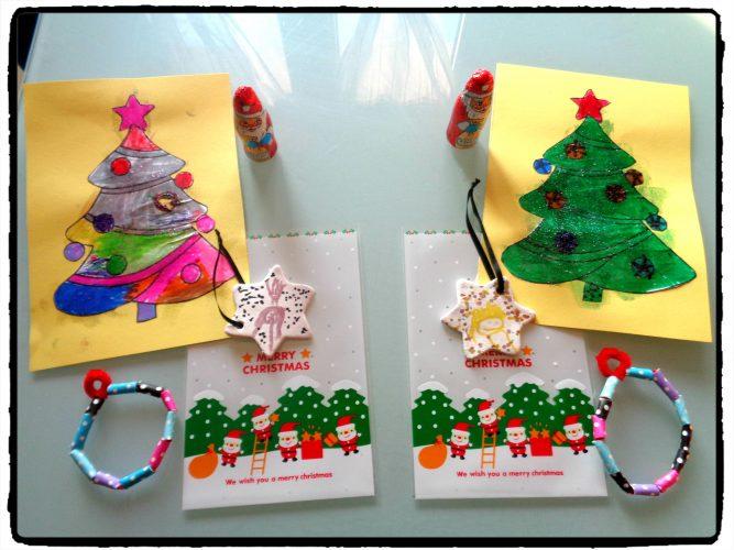 Cadeaux de fin d'année aux maîtresses et Atsems