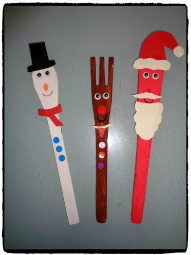Les 3 bonhommes de Noël