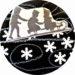 Paysage hivernal : activité manuelle à faire avec les enfants