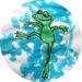 bricolage pour enfant : une grenouille