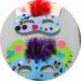 masque de carnaval à décorer facilement avec les enfants