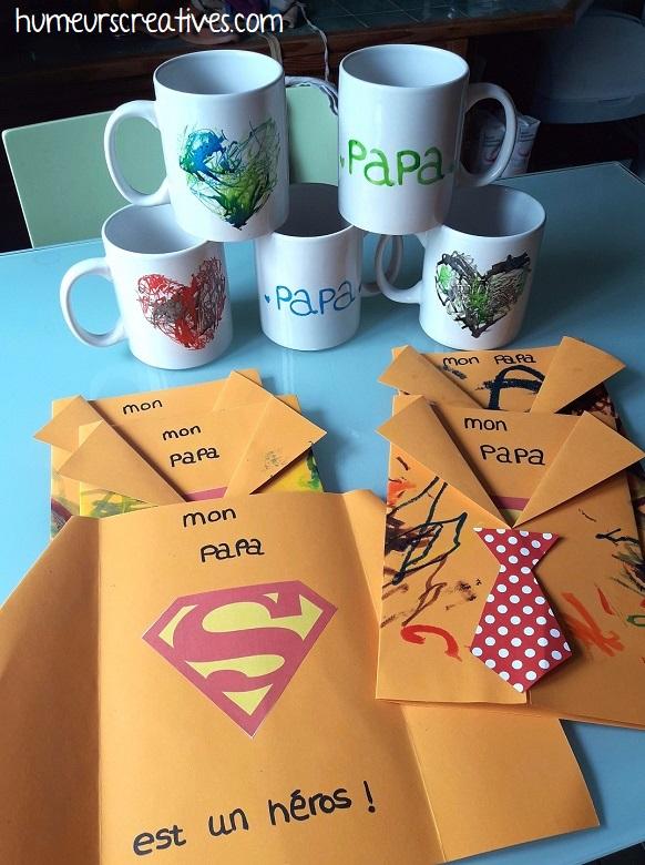 cadeaux pour la fete des pères