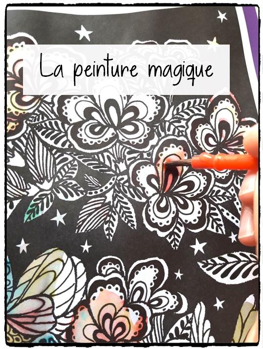 La Peinture Magique Usborne