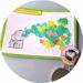 Cadeau fait maison pour la fete des mères, une carte fait maison et un miroir de poche à décorer