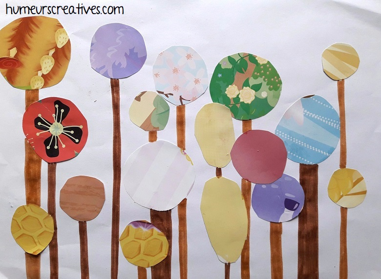 Lollipop trees version 1