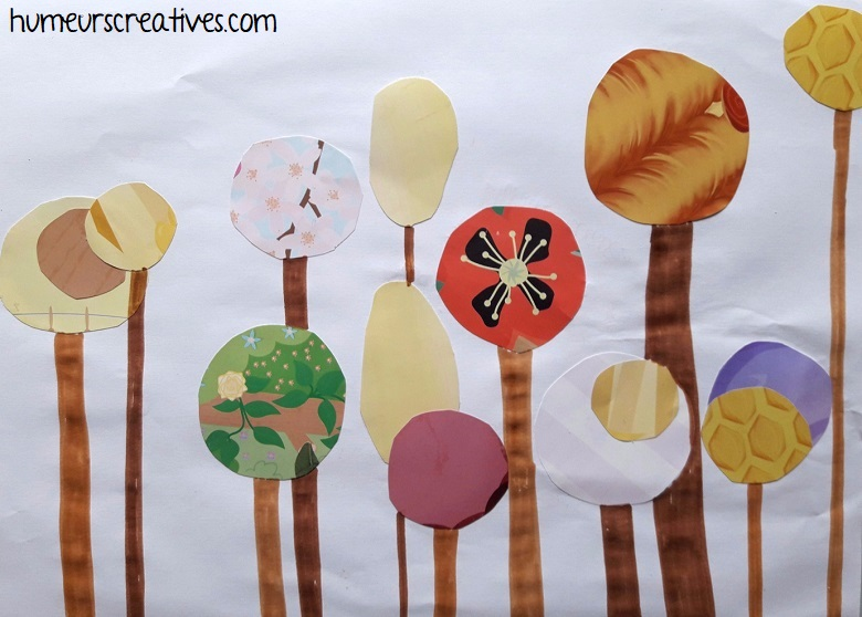 Lollipop trees version 2