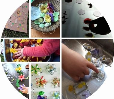 25 idées d'activités pour enfants sur les fleurs