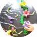 jeu créer bouquets de fleurs pour les enfants