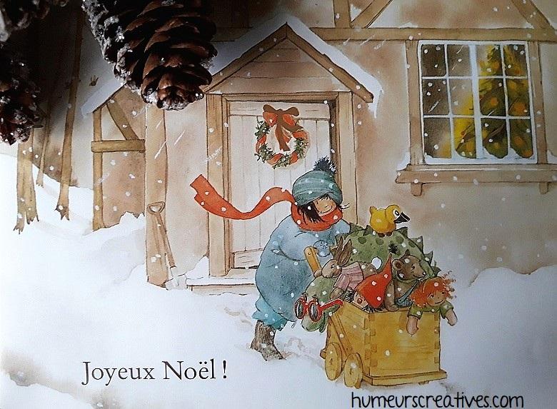 Livre de Noël pour enfants
