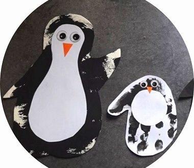 activités pour enfants sur le thème des pingouins