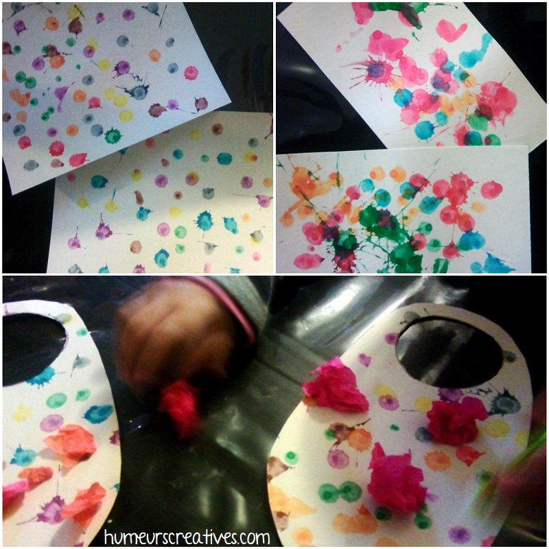 fabrication de chaussures de clown en carton