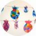 bricolage 1er avril pour enfants : une guirlande de poissons d'avril