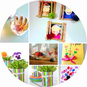 25 bricolages pour la fete des mères