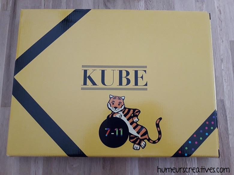 box kube enfant