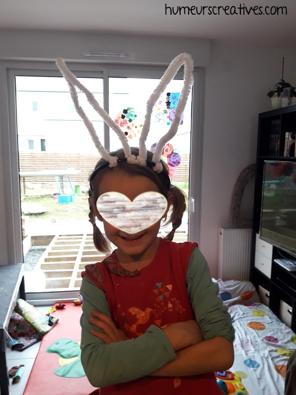 oreilles de lapin à fabriquer