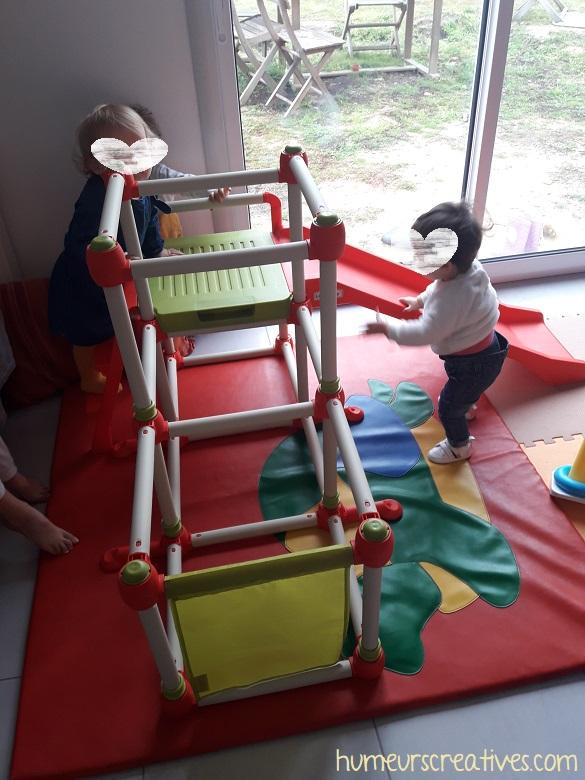 module de motricité pour enfants