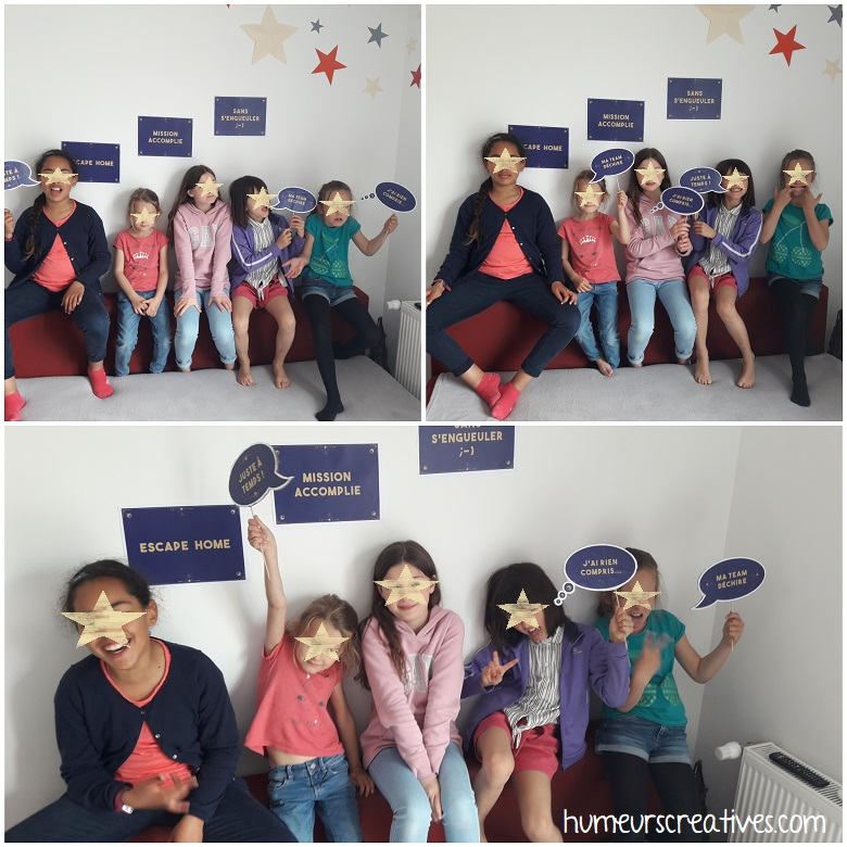 photobooth escape game